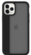 ELEMENT CASE IPHONE 11 PRO MAX- CLEAR/SOLID BLACK