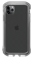 ELEMENT CASE IPHONE 11 PRO RAIL- CLEAR/SOLID BLACK